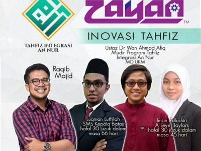 Zayan - Inovasi Tahfiz